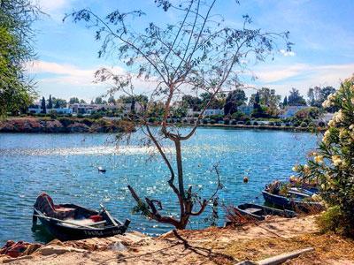 En photos : Admirez le Port punique de Carthage