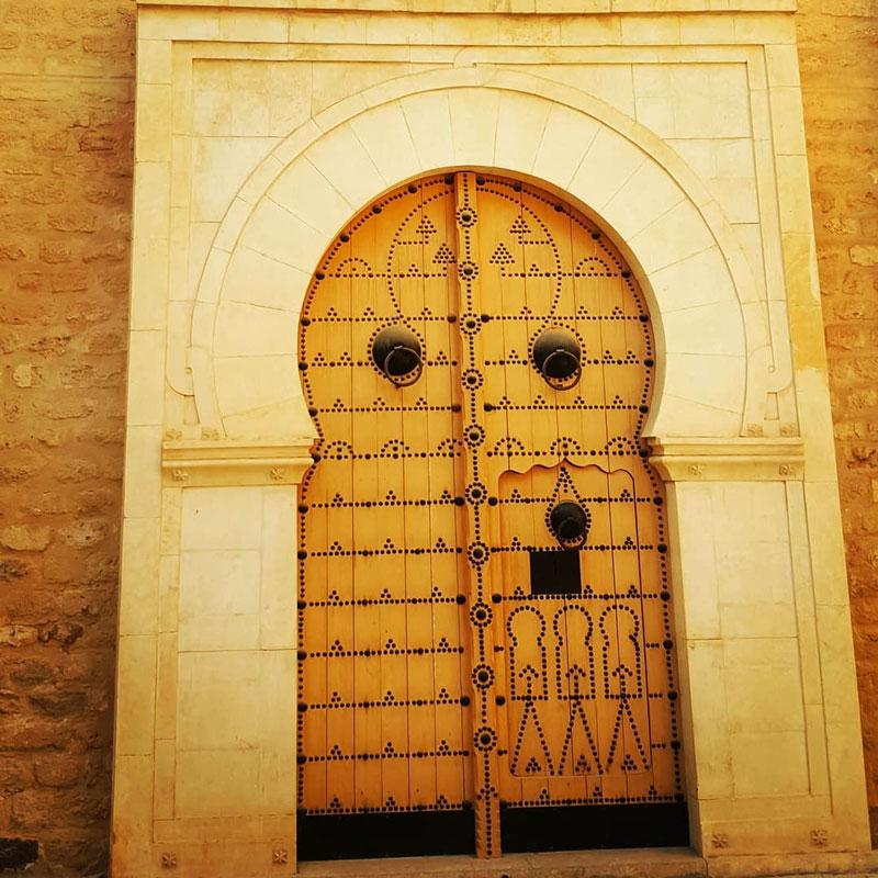 En photos : Découvrez ces belles portes anciennes capturées par la photographe Monia Blel
