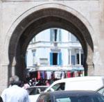 Comment accéder à la Médina de Tunis ?