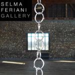 Vernissage de l´exposition �??Portée´ par l´artiste algérien Yazid Oulab, 29 mars, Selma Feriani Gallery