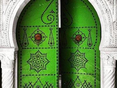 En photos : ces belles portes qui méritent une place dans un musée