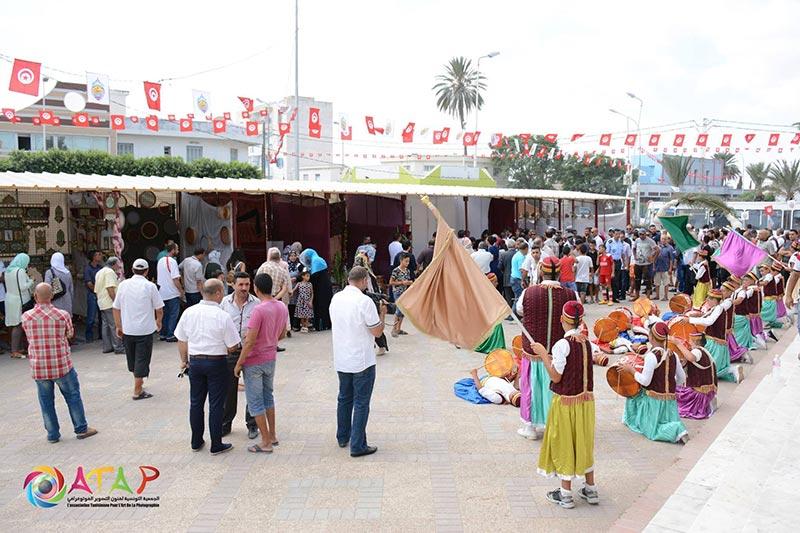 En 20 photos, Moknine accueille son Festival de la poterie et de l'artisanat