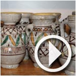 L'artisanat de la poterie ancienne de Nabeul revivifié par un jeune