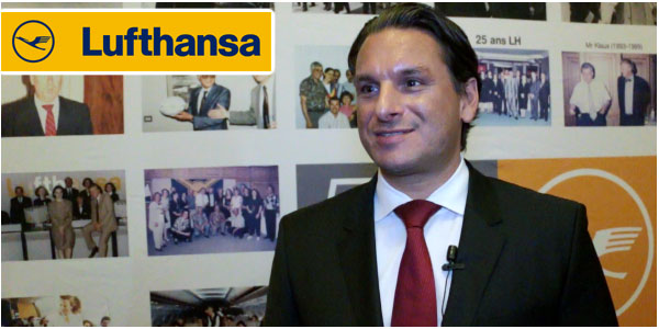 En vidéo : Tous les détails sur les nouvelles cabines Lufthansa