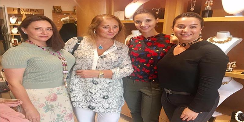 Quand l'artisanat tunisien séduit l'épouse du président de la République du Tatarstan