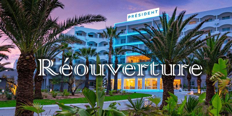 Hôtel COOEE Président ouvrira ses portes le 18 Juin
