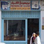 Pressing en Tunisie