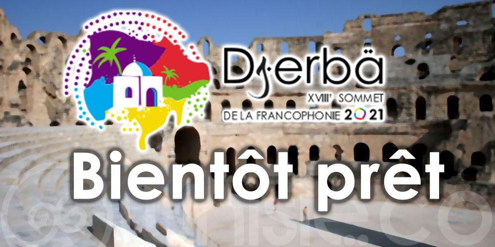 Ministre de l'Equipement : L'amphithéâtre de Djerba sera prêt à accueillir l'ouverture du Sommet de la Francophonie