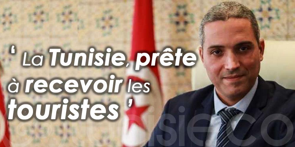Moez Belhassine : La Tunisie, prête à recevoir les touristes