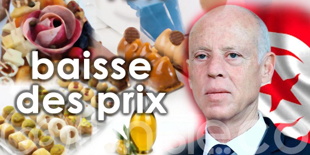 Tunisie : Les pâtisseries et les épiceries fines annoncent une baisse des prix sur plusieurs produits