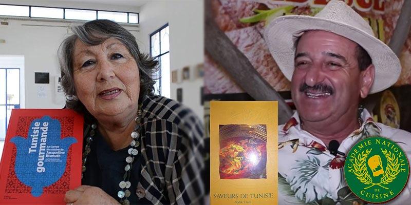 Les ouvrages de Rafik Tlatli et Jacqueline Bismuth honorés au 34ème Grand Prix De Littérature Culinaire
