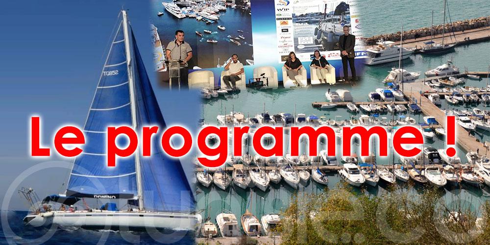 Découvrez le programme du Yachting Festival de Gammarth !