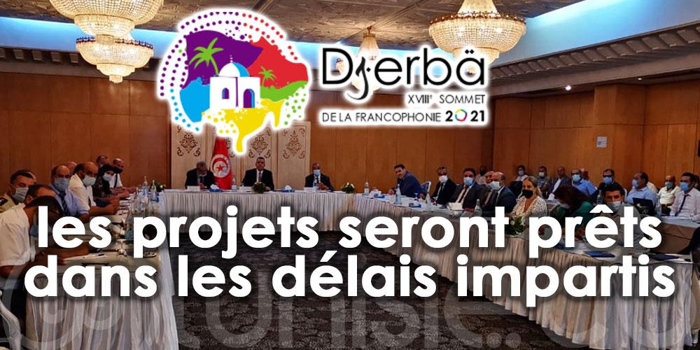 Le Ministre de l'Equipement: Les projets prévus dans le cadre des préparatifs du Sommet de la Francophonie seront prêts dans les délais