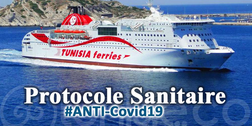 CTN: les passagers doivent se présenter au port 5 heures avant le départ