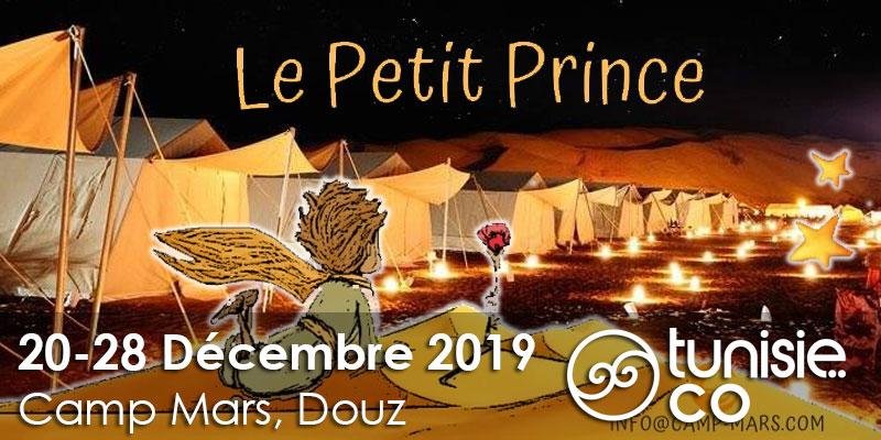 Le Petit Prince au Camp Mars du 20 au 28 Décembre