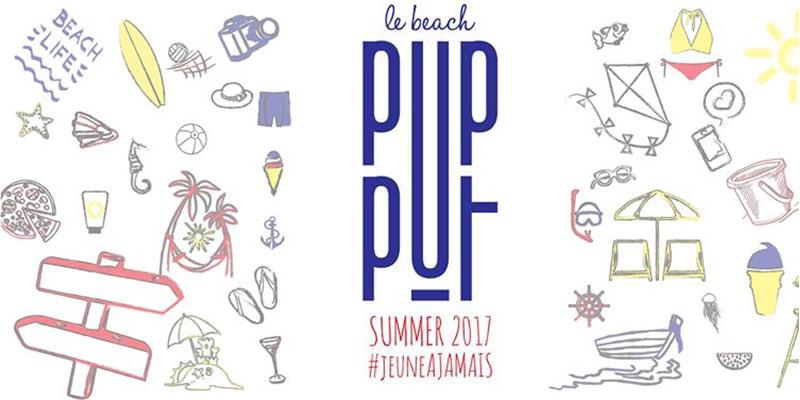 Pupput Le Beach, le bar plage où l'on cultive sa jeunesse éternelle