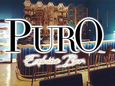 Ouverture du nouveau Bar Exclusif Puro à Gammarth