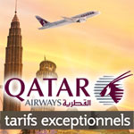 Qatar Airways propose -30% sur ses destinations à travers le monde
