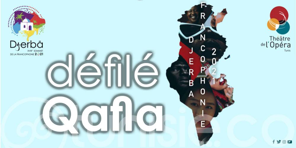 Appel à candidatures défilé Qafla - 18ème Sommet de la Francophonie à Djerba