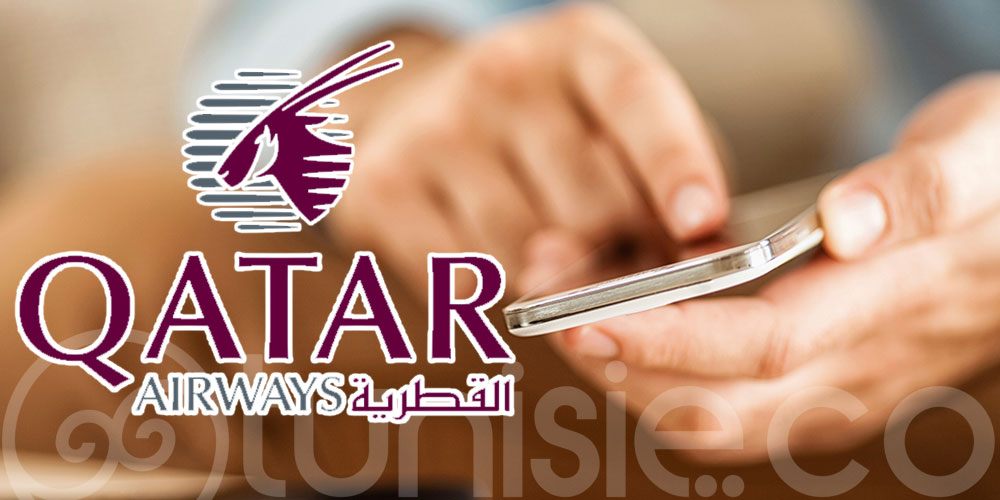 Découvrez la nouvelle version de l'application mobile de Qatar Airways