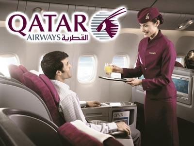 QATAR AIRWAYS célèbre la meilleure classe affaires avec des offres promotionnelles exclusives depuis Tunis
