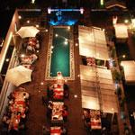 Rupture du jeûne en bord de mer au restaurant le QG Sousse
