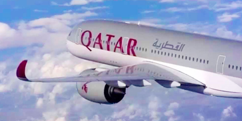 Le mythique A350 desservira Tunis avec Qatar Airways