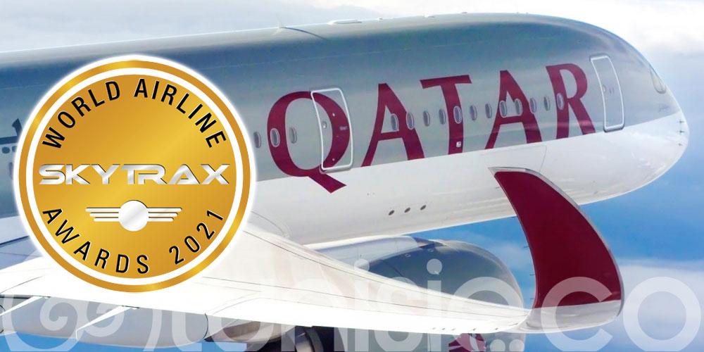 Les meilleures compagnies de 2021 desservant la Tunisie selon Skytrax