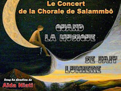 Concert 'Quand La Musique Se Fait Lumière' le 8 mars au Théâtre Municipal de Tunis