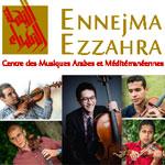 Concert de musique classique par le Quatuor Cadences au Palais Ennejma Ezzahra, 21 mars
