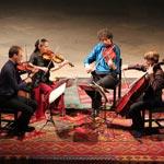 Soirée mémorable du Quator Néerlandais Ruysdael à l'Octobre musical