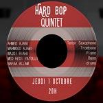 'Hard Bop Quintet´ du saxophoniste Ahmed Ajabi le 1er Octobre à l´Agora