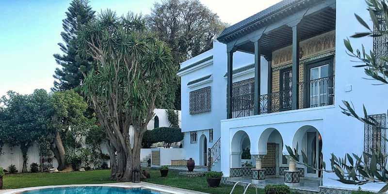 Découvrez la nouvelle résidence de l'Ambassade du Portugal à Tunis