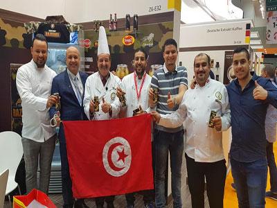 L'huile d'olive tunisienne à l'honneur au gulfood Dubaï par Rafik Tlatli