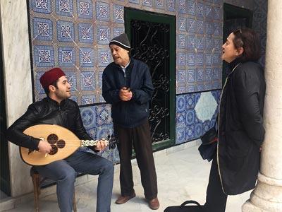 En photos : Le projet de la Rachidia pour la préservation de la musique tunisienne traditionnelle