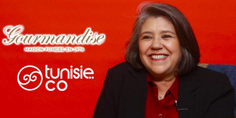 Radhia Kamoun, PDG de Gourmandise, et l'amour du travail bien fait