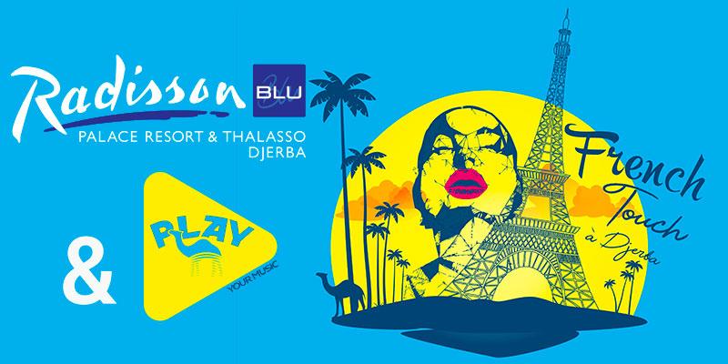 A Djerba, l'hôtel Radisson Blu Palace et Play Your Music catalysent l'animation touristique sur l'île cet été