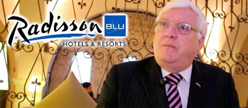 En vidéo : Christian Antoine ancien DG des hotels Radisson Blu Djerba n'est plus