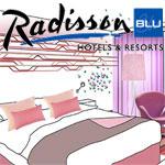 Pour le mois d'octobre, Radisson Blu Djerba se pare de rose