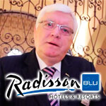 Christian Antoine : La devise du Radisson Blu est le service haut de gamme