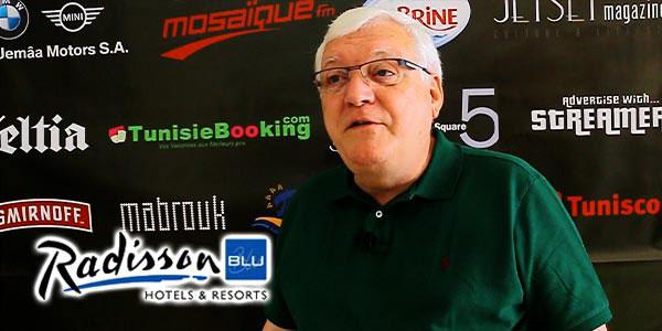 En vidéo : Christian Antoine parle des 10 ans du Radisson Blu Djerba�?�