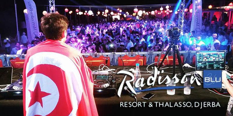 Comment le Radisson Blu Djerba a transformé l'ile en Destination de Clubbing VIP ?