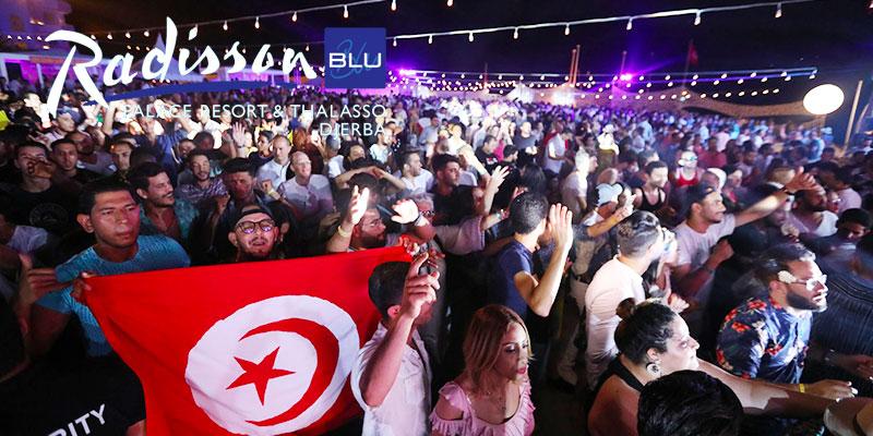 Le Radisson Blu place Djerba au top des destinations touristiques et clubbing haut de gamme