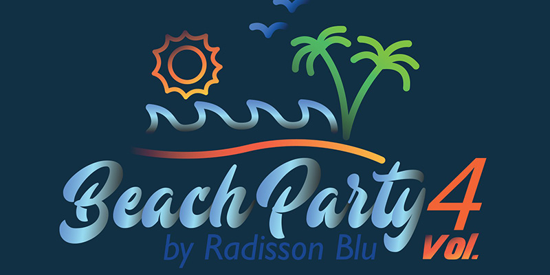 Exclusif : Programme de la Beach Party 2019 du Radisson Djerba