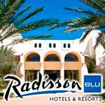 Le Park Inn Djeba devient Radisson Blu et renfoce l'Athénée