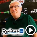 En vidéo : Christian Antoine parle des 10 ans du Radisson Blu Djerba…