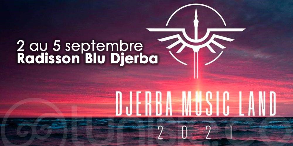 Le Djerba Music Land du 2 au 5 septembre au Radisson