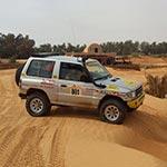 La 35ème édition du Sahara Rallye de Tunisie du 21 octobre au 4 novembre 2016 à El Chott