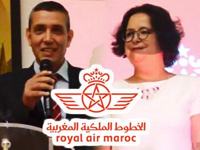 En vidéo : La Royal Air Maroc célèbre ses partenaires à Tunis