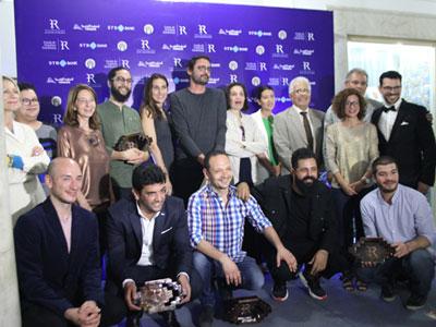 En photos : Découvrez le palmarès de la 2ème édition du prix Fondation Rambourg
